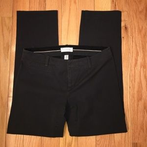 GAP True Straight Ankle Pants